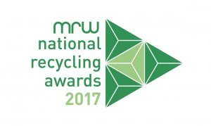 WasteAid UK in the finals of the National Recycling Awards