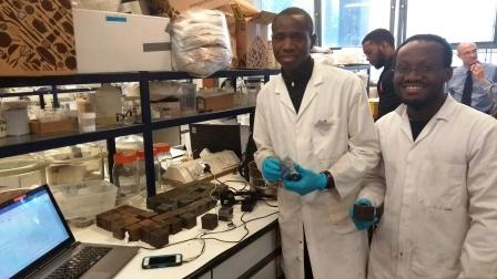 Research paper: How to recycle plastic waste into paving tiles