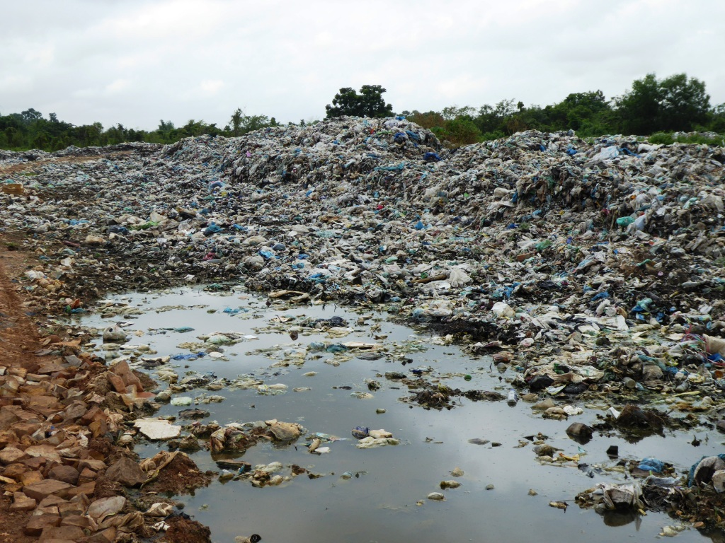 Dumpsites pose a serious environmental health risk