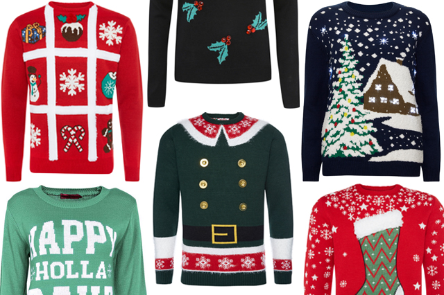 WasteAid Christmas Jumper Swap