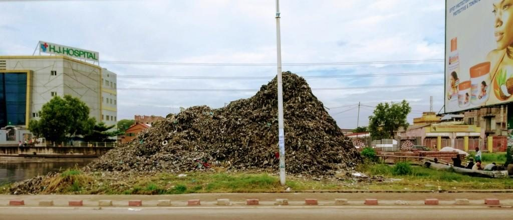 Kin-la-Belle or Kin-la-poubelle? Open Waste Dumping in DRC