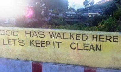 Sign in Munnar