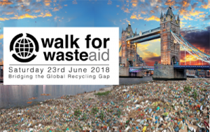 Walk for WasteAid 2018