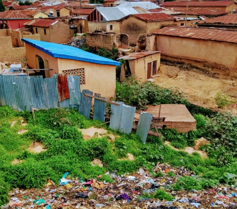 What is life like if you don't have your waste collected?