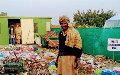 Cleaning the poorest communities in Islamabad