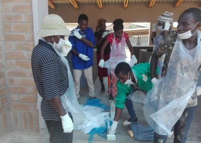 Working with waste in Nkhata Bay, Malawi (by Moffatt Kaunda)