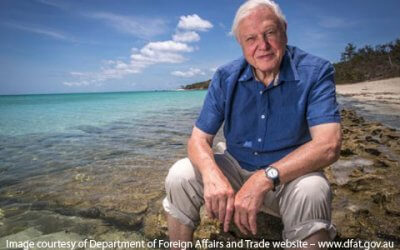 Sir David Attenborough backs new report revealing stark health impacts of plastic pollution and rubbish on world's poorest people