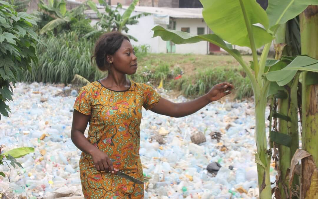 Bunzl plc and WasteAid to close the loop on plastic waste in Douala, Cameroon