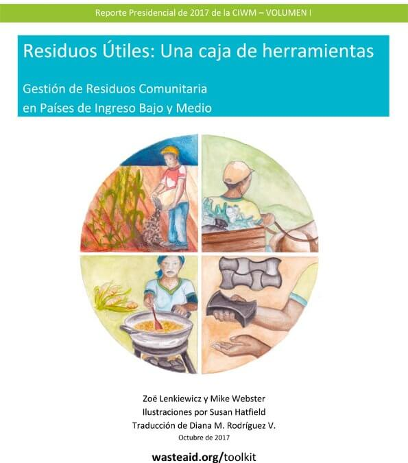 WasteAid waste management toolkit launched in Spanish