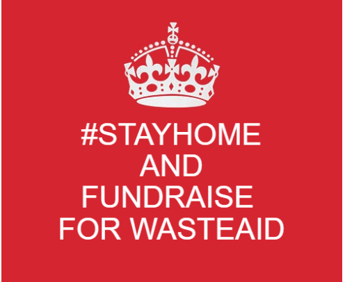 Fundraising at home? We're in!