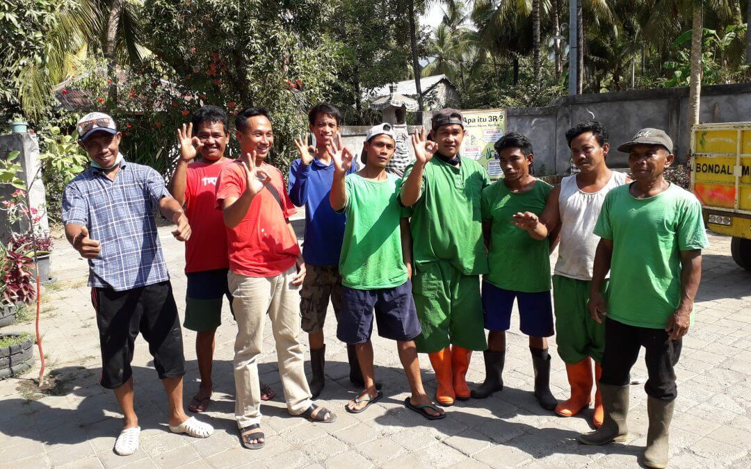 WasteAid and Bunzl partner for progress in Indonesia