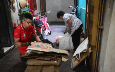 How informal is the informal waste sector in Ho Chi Minh city?