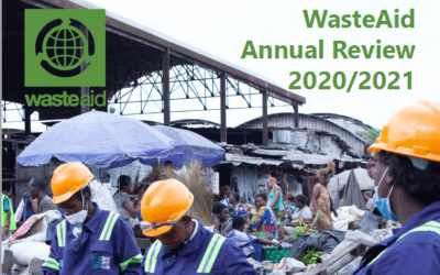 WasteAid launches first Annual Review
