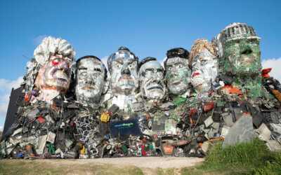 E-waste: WasteAid partners with musicMagpie at G7