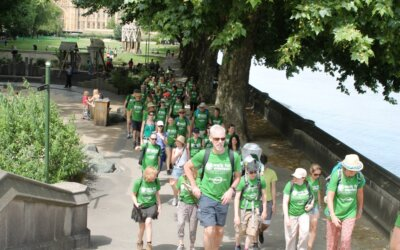 Walk for WasteAid 2018 raises over £10k
